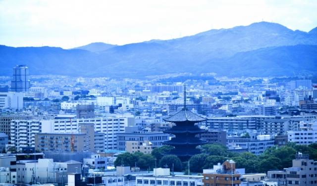 京都府のホットヨガスタジオ検索